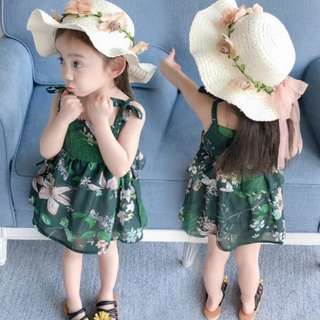 #weloveall Baby Girl Floral Dress