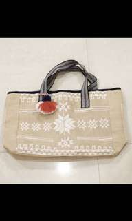 Mango bohemian large bag