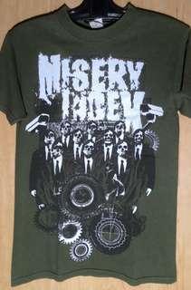 Misery Index Tshirt Original