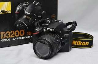 Nikon D3200 Garansi Resmi Bisa Cicilan