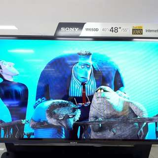 Led Tv SONY 48 inch Smart Tv (Kredit Gratis 1x Angsuran)
