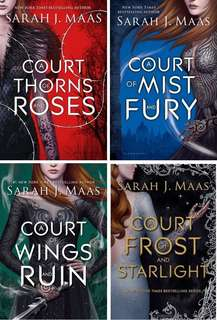 A COURT OF THORNS AND ROSES🥀 (ACOTAR) by Sarah J Maas