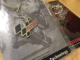 🚚 MotoGP 官方周邊商品 金屬 鑰匙圈 全新/稀有