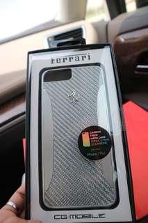 Authentic Ferrari Iphone 7/8 Plus Case