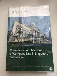Rmit company law TB 5th edition , cheat sheet , test bank