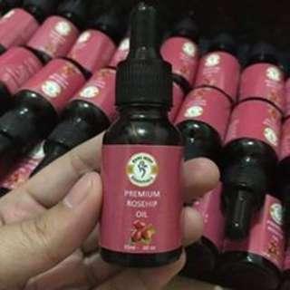 Premium rosehip oil