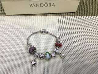 🌹Authentic Pandora Charm Bracelet🌹