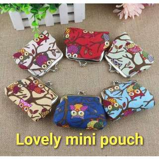 Lovely Coin Pouch