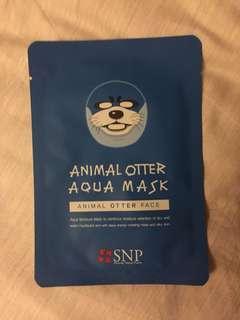 SNP Animal Mask Otter