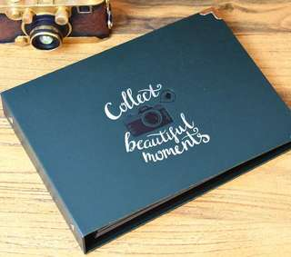 Beautiful moments collection album / scrapbook