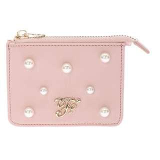 Maison de FLEUR Pink Pearl Pass Case