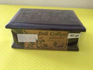 Bali coffee powder 40gram
