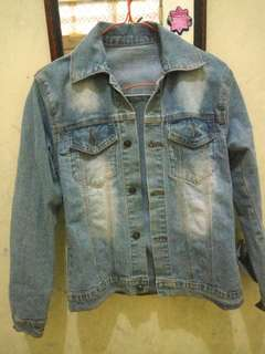 Code 008// Jaket Denim