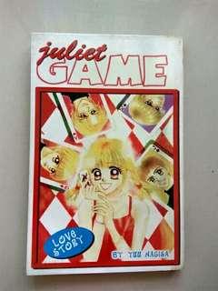 """Komik """"Juliet Game"""" - Bekas"""