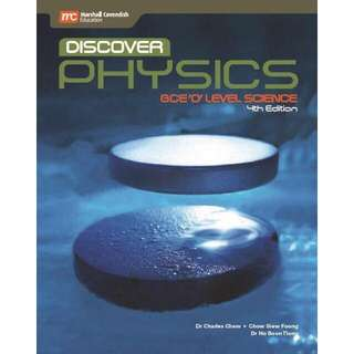 Discover Physics Textbook 4th edition