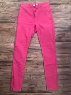 Pink Cotton On Jeans