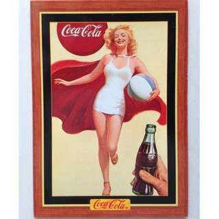 1995 Coca Cola Series 4 Base Card #318 - S. Africa Poster- 1948