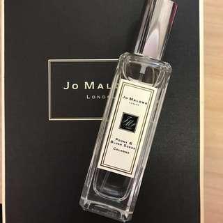 ✭小泡阿木✭Jo Malone Peony & blush suede 牡丹與嫣紅麂皮香水30ML