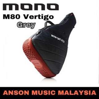Mono M80 Vertigo Electric Bass Case, Grey