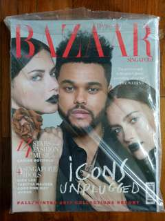 (CLEARANCE SALE : Buy 3 Get 1 Free) Harpers bazaar (the weekend) september 2017
