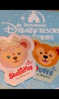 上海Disneyland 貼紙