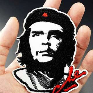 #87 Che Guevara tumblr iron on patch | po
