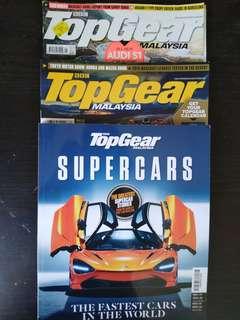 Car magazine 14 copies 2017, 18