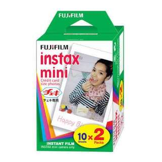 refill instax isi 20