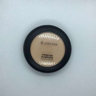Jordana Forever Flawless Powder Foundation 104 Creamy Beige