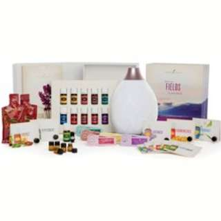 Youg Living Premium Starter Kit (Free KidScents Slique Toothpaste & thieves Hand Sanitizer)