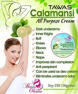 Tawas Calamansi All Purpose Cream