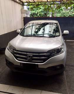 2013/2014 Honda CRV 2.4 Prestige Pemakai