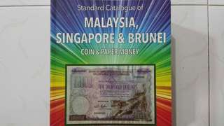 2016 Standard Catalogue Of Malaysia Singapore Brunei Coin & Paper Money Banknote Currency