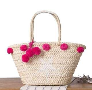 Beach bag (little star)