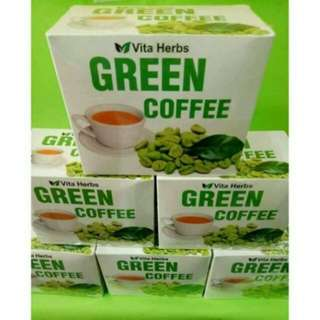 Green Coffee by Vitaherbs
