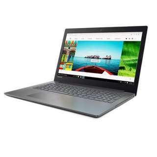 Kredit Lenovo IP320 AMD A9-9420 DP 630rb Gratis 1x Cicilan