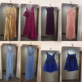Gowns (Clearance: 0025-0032)