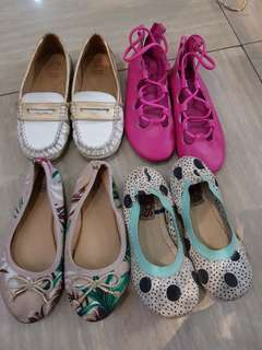 Shoes bundle for 5-6 years old