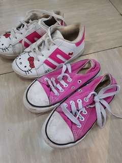 Girls sneakers bundle