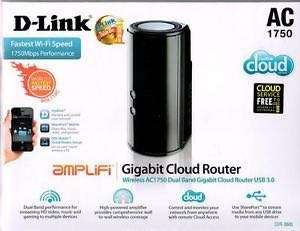 Mint condition Dlink DIR-868L wireless ac1750 modem for sale