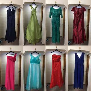 Gowns (Clearance: 0017-0024)
