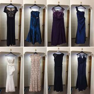 Gowns (Clearance: 0009-0016)