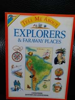 Explorers & Faraway places
