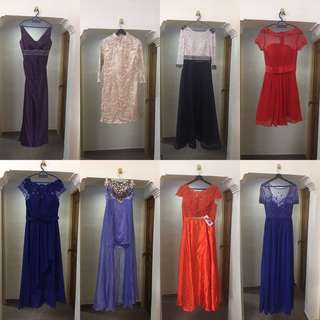 Gowns (Clearance: 0033-0040)