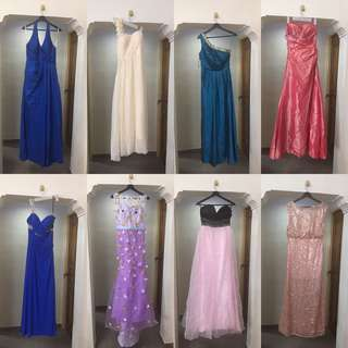 Gowns (Clearance: 0041-0048)