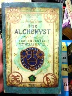 The Alchemyst The Secrets of The Immortal Nicholas Flannel by Michael Scott