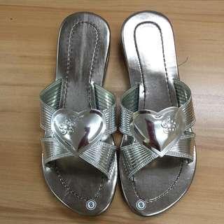 Ladies Step In Sandals