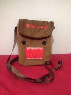 Brown Melody body bag