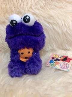 """Sesame Street 🍪 Monster Plush (6""""Inch)"""