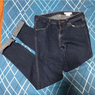 H&M Denim Jeans (Skinny fit, Size 27)